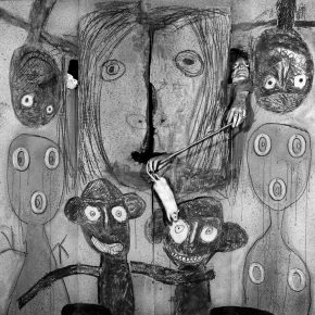 "31 Jump 2009 290x290 - CAFA Art Museum presents ""Roger Ballen: Theater of the Absurd"" featuring his photographic work"