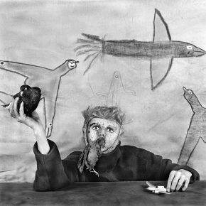 "46 Take Off 2012 290x290 - CAFA Art Museum presents ""Roger Ballen: Theater of the Absurd"" featuring his photographic work"