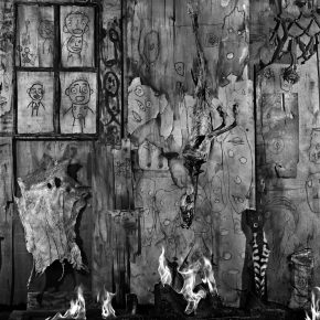"50 Untitled 1193 290x290 - CAFA Art Museum presents ""Roger Ballen: Theater of the Absurd"" featuring his photographic work"