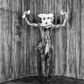 "6 Alter Ego 2010 290x290 - CAFA Art Museum presents ""Roger Ballen: Theater of the Absurd"" featuring his photographic work"