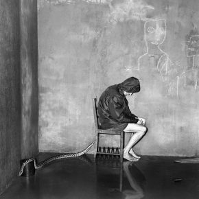 "7 Bitten 2004 290x290 - CAFA Art Museum presents ""Roger Ballen: Theater of the Absurd"" featuring his photographic work"