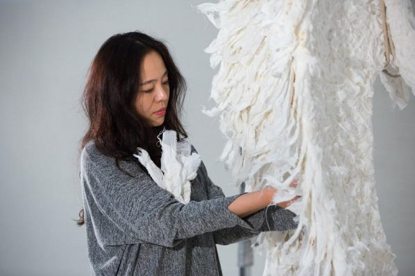 Zhang Yanzi and her work