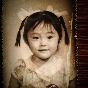 Zhang Yanzi at 4 years old 290x290 - Interview with Zhang Yanzi: What disease do I have?