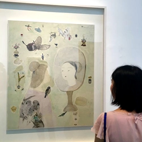 """""""Ink Language"""" Opened at Triumph Art Space, Presenting the New State of Traditional Ink"""