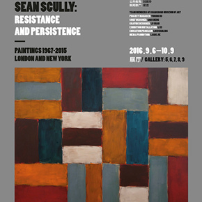 Sean Scully: Resistance and Persistence Paintings 1967-2015 London and New York tours to Guangdong Museum of Art