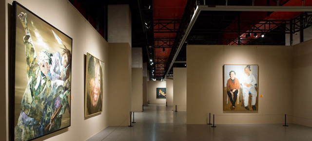 """""""The Temperature of History: CAFA and Representational Chinese Oil Paintings"""" is Blooming in Chongqing"""