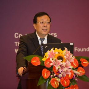 01-deputy-minister-of-education-hao-ping-delivered-a-speech