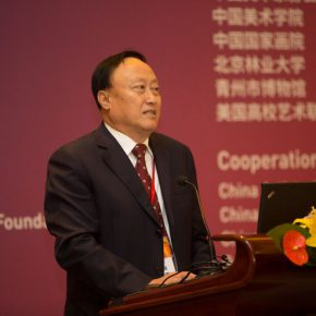 02-director-of-school-council-at-peking-university-prof-zhu-shanlu-delivered-a-speech
