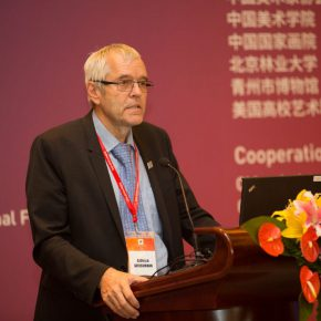 03 Director of National Museum of Germany Prof. Georg Ulrich Grossmann from the Department of Art History at Otto Friedrich Universität Bamberg delivered a speech 290x290 - The 34th World Congress of Art History Opened in Beijing and It is the First Time for it to be Held in a Non-Western Country