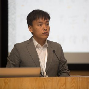 05 The convener of the forum Associate Professor Yu Runsheng from the School of Humanities CAFA 290x290 - Way of Viewing: Wang Xun Art History Forum & the First CAFA Postdoctoral Forum was successfully held at CAFA