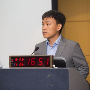13 The closing ceremony was hosted by Associate Professor Yu Runsheng from the School of Humanities CAFA 290x290 - Way of Viewing: Wang Xun Art History Forum & the First CAFA Postdoctoral Forum was successfully held at CAFA
