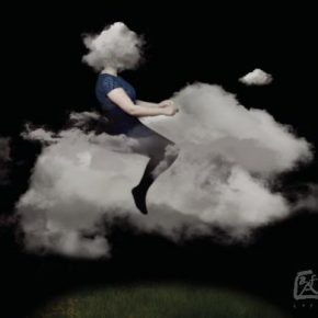 16 Christina Feldtska, The Cloud Along With the Head