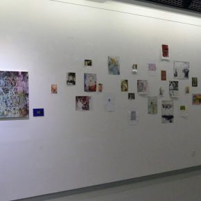 """18 Exhibition view of """"Decathlon""""  290x290 - """"Decathlon"""" the Exhibition Curated by an Absent Curator Opened at Rightview Art Museum"""