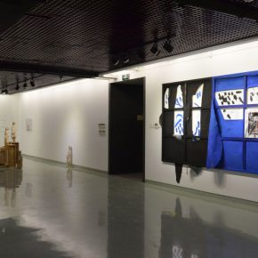 """20 Exhibition view of """"Decathlon""""  290x290 - """"Decathlon"""" the Exhibition Curated by an Absent Curator Opened at Rightview Art Museum"""