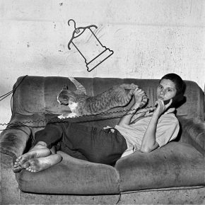21 Eugene on the Phone 2000 290x290 - CAFA Interview丨Roger Ballen: My Photography is Unique