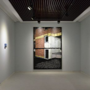 """26 Exhibition view of """"Decathlon""""  290x290 - """"Decathlon"""" the Exhibition Curated by an Absent Curator Opened at Rightview Art Museum"""