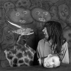 5 Altercation 2012 290x290 - CAFA Interview丨Roger Ballen: My Photography is Unique