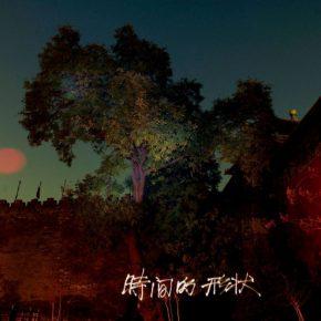 55 Qiu Zhijie, Light Writing The Shape of Time, 90 x 120 cm, 2006