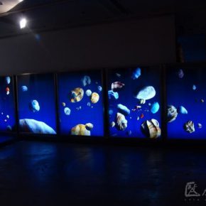 63 Qiu Zhijie, Night of September 16th Fingerprint Planet, 2002