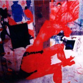 72  Qiu Zhijie, Loose-Leaf Diary, 1993