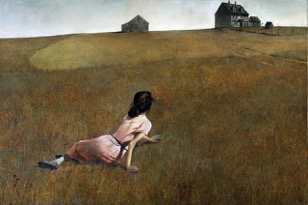 Andrew Wyeth, Christina's World.