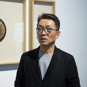 "01 Artist Jiang Jian 290x290 - Poetic Reproduction: The ""In-between Objects and Shadow: Jiang Ji'an Solo Exhibition"" was unveiled"
