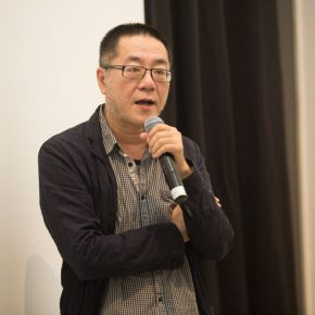 "01 Wang Huangsheng Director of CAFA Art Museum 290x290 - CAFA Exhibition丨An All-Encompassing All Sounds: Experimental Re-Exploration of ""Post-Sound"" Art"
