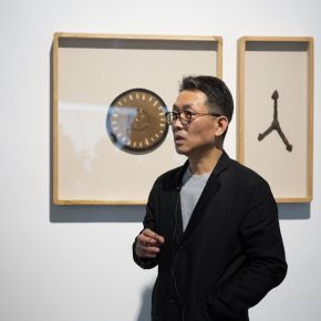 "03 Artist Jiang Jian was interviewed 290x290 - Poetic Reproduction: The ""In-between Objects and Shadow: Jiang Ji'an Solo Exhibition"" was unveiled"
