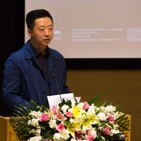 "03 Tang Bin Deputy Director of the CAFA Art Museum 290x290 - Working Notes: What is a ""Merry-Go-Round"" – The Exhibition to Commemorate the 110th Anniversary of Qin Xuanfu"
