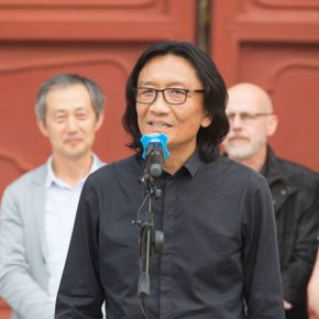 03 View of the opening ceremony – Vice President of CAFA Su Xinping 290x290 - CAFA Observation丨Endless Improvements: The Establishment of An International Academic Printmaking Alliance and Its Possibility