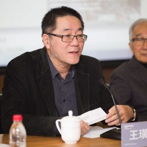03 Wang Huangsheng Director of CAFA Art Museum Chinese co curator of the Anselm Kiefer in China 290x290 - CAFA launched a press conference to announce Anselm Kiefer Touring Exhibition will open on November 19