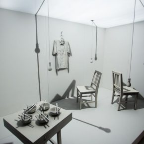 "05 Installation View of In between Objects and Shadow Jiang Ji'an Solo Exhibition 290x290 - Poetic Reproduction: The ""In-between Objects and Shadow: Jiang Ji'an Solo Exhibition"" was unveiled"