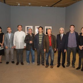06 Group photo of the honored guests at the opening ceremony 290x290 - Hiroji Kubota: The Story of Looking, 31 Years Later He Returns to China to Hold a Solo Exhibition Again