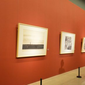 "07 Exhibition view of ""2016 National Exhibition of the Art of Drawing"" 290x290 - Gathering Nine Academies of Fine Arts: ""2016 National Exhibition of the Art of Drawing"""