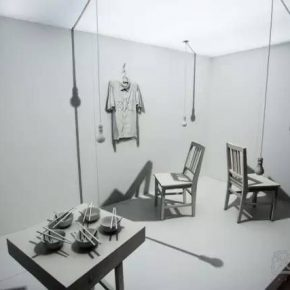 """07 Exhibition view of the """"In between Objects and Shadow Jiang Ji'an Solo Exhibition"""" 290x290 - Jiang Ji'an: Through an Object to View an Object and the Daily Art System"""