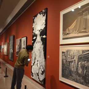 08-exhibition-view-of-2016-national-exhibition-of-the-art-of-drawing
