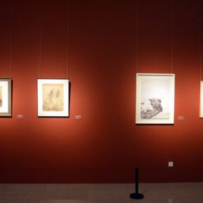 "12 Exhibition view of ""2016 National Exhibition of the Art of Drawing"" 290x290 - Gathering Nine Academies of Fine Arts: ""2016 National Exhibition of the Art of Drawing"""