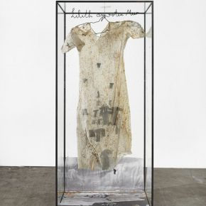 14 Anselm Kiefer Lilith in the Red Sea textile material soil steel frame 115 x 101 x 228 cm 1990  290x290 - CAFA launched a press conference to announce Anselm Kiefer Touring Exhibition will open on November 19