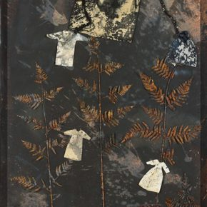15 Anselm Kiefer Lilith's Daughters mixed materials textiles dry plants 286.1 x 141.5 x 10.1 cm 2010 290x290 - CAFA launched a press conference to announce Anselm Kiefer Touring Exhibition will open on November 19