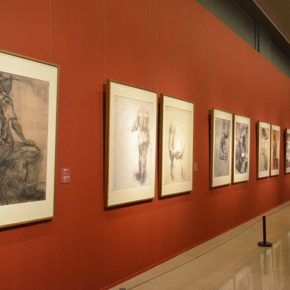 "17 Exhibition view of ""2016 National Exhibition of the Art of Drawing"" 290x290 - Gathering Nine Academies of Fine Arts: ""2016 National Exhibition of the Art of Drawing"""