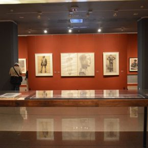 "31 Exhibition view of ""2016 National Exhibition of the Art of Drawing"" 290x290 - Gathering Nine Academies of Fine Arts: ""2016 National Exhibition of the Art of Drawing"""