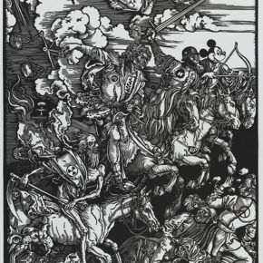 46-the-united-states-carlos-barberena-the-four-horsemen-of-the-apocalypse-76-x-102-cm-2011