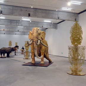 """Traditional and Contemporary Chinese Art – A Discussion on the Solo Exhibition of Wu Jian'an Starting from """"Omens"""""""