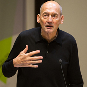 "CAFA Lecture丨Chief Architect of OMA Rem Koolhaas Talked About ""Countryside"""