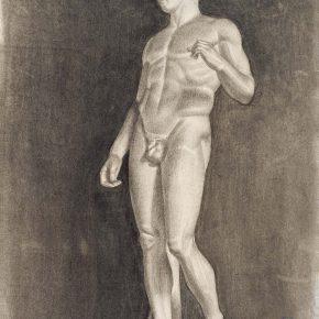 05-qin-xuanfu-plaster-no-2-paper-drawing-64-x-48-cm-1932