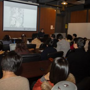 05 View of the lecture 290x290 - CAFA Lecture丨Fan Di'an: Cultural Consciousness • Cultural China – A Study of Contemporary Art from a Global Perspective