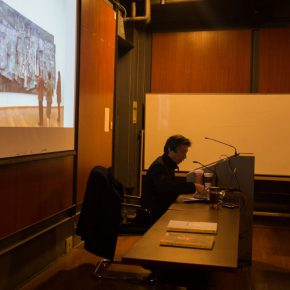07 View of the lecture 290x290 - CAFA Lecture丨Fan Di'an: Cultural Consciousness • Cultural China – A Study of Contemporary Art from a Global Perspective