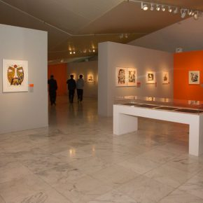 11-exhibition-view-of-the-exhibition-of-prints-donated-by-tan-quanshu