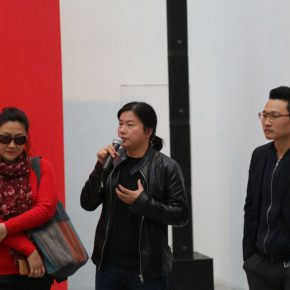 15-the-participating-artist-ma-liuming-addressed-the-opening-ceremony