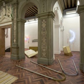 """16 """"Live in Your Head. When Attitudes Become Form Bern 1969 Venice 2013"""" reconstruction of the exhibition site  290x290 - The Materiality of the Exhibition: The Relationship between the Perception of Practice and the Concept of Theory"""